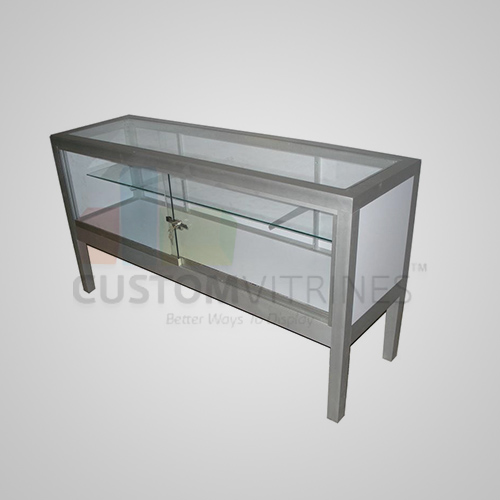 Metal Vitrines & Showcases  Custom Vitrines Gallery ...