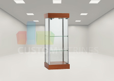 Counter Top Vitrine